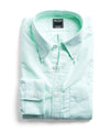Solid Oxford Shirt in Mint