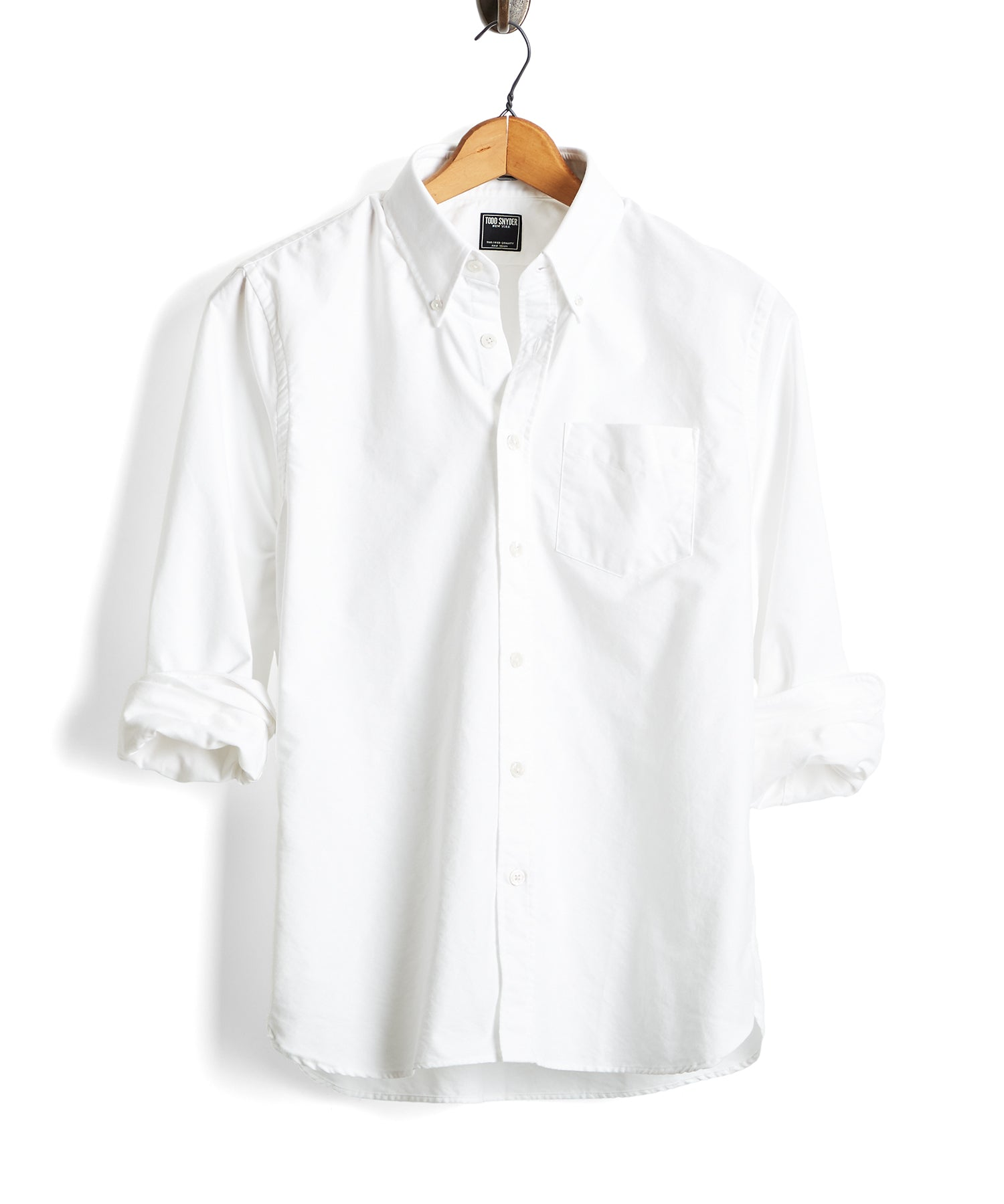 Todd Snyder Oxford Shirt