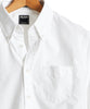 Solid Oxford Shirt in White Alternate Image