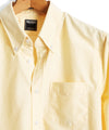 Solid Oxford Shirt in Yellow