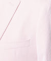 Todd Snyder White Label Fine Corded Cotton Stripe Sutton Suit in Pink Swatch