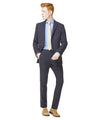 Todd Snyder White Label Linen Sutton Suit in Navy
