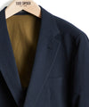 Seersucker Sutton Suit Jacket in Navy