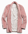 Sutton Velvet Sport Coat in Pink