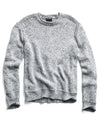 Cotton Cashmere Rollneck in Grey
