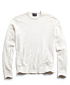 Cotton Crew Neck in Cream