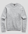 Solid Alpaca Crew in Grey