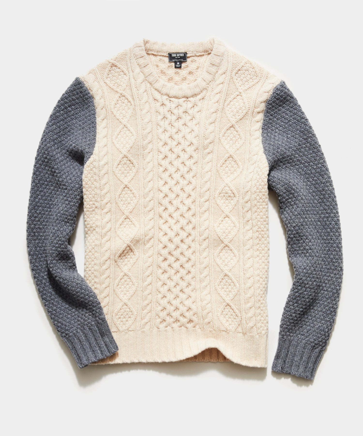 Todd Snyder Fisherman's Sweater