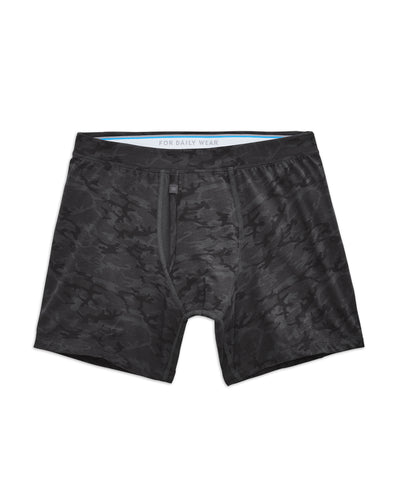 Mack Weldon Silver Boxer Brief in Black Camo