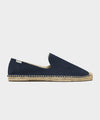 Soludos Smoking Slipper Espadrille in Navy