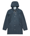 Stutterheim Stockholm Basic Raincoat Navy