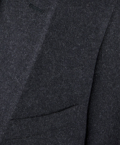 Sutton Wool Donegal Sport Coat in Charcoal