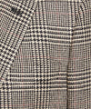Italian Wool/Silk Glen Plaid Suit Jacket