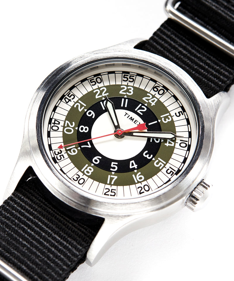 The Mod Watch in Olive