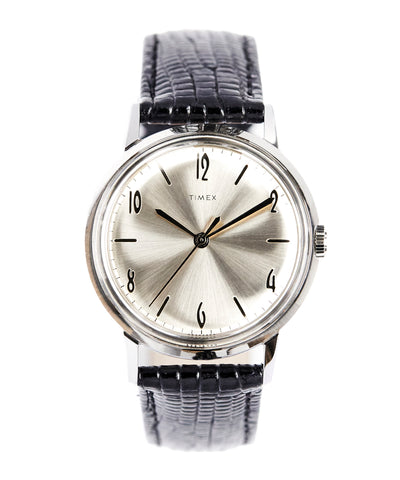 Timex Marlin Watch in White 34mm