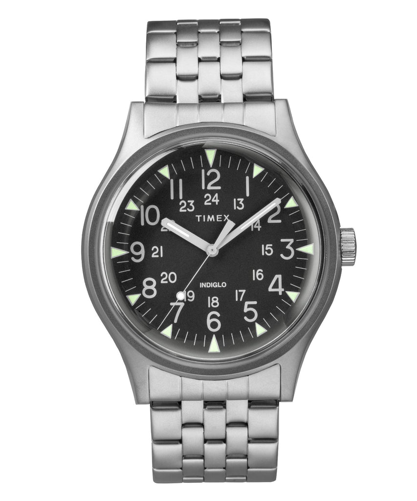 Timex MK1 Steel Watch with Steel Bracelet