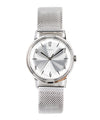 Exclusive Timex Marlin Mesh Band Watch in Silver