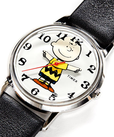Timex x Peanuts Charlie Brown Watch 34mm