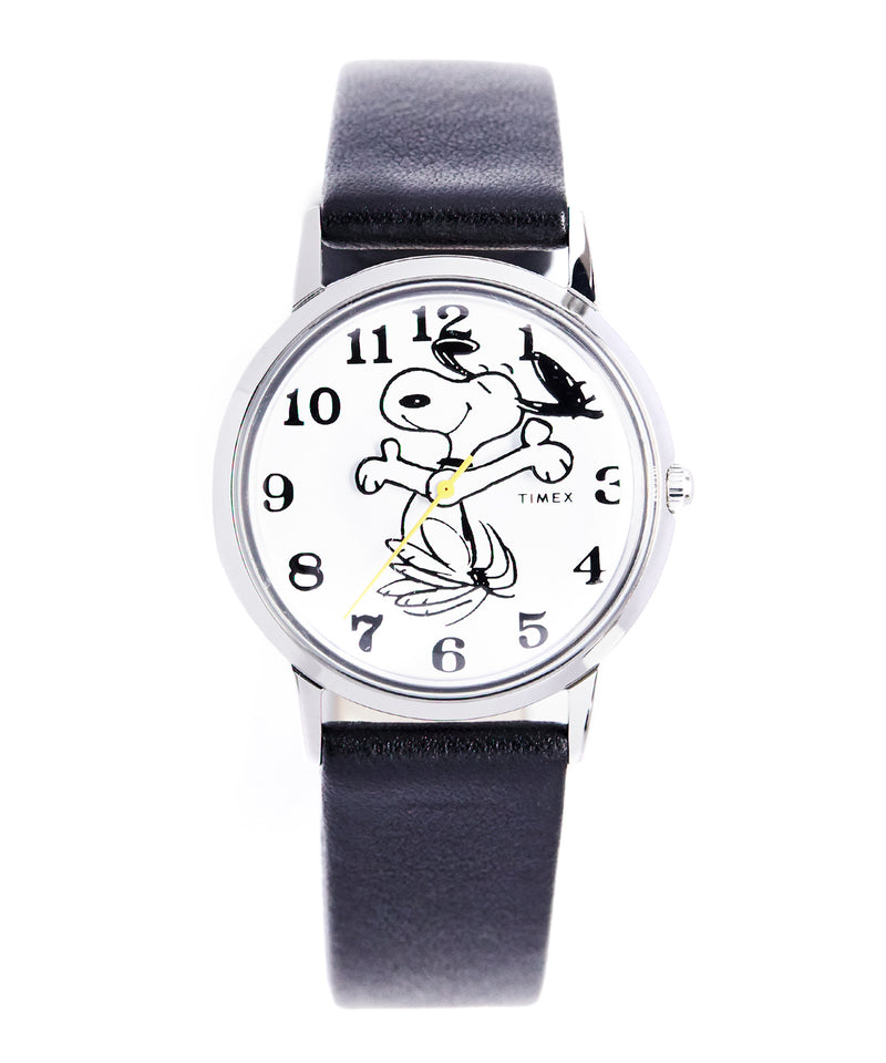 Timex x Peanuts Snoopy on The Move Watch