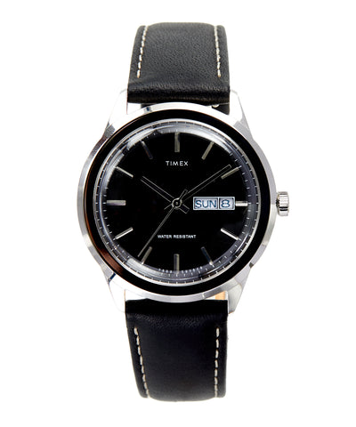 Timex + Todd Snyder Mid Century in Black 37mm