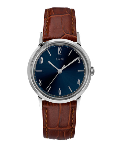 Exclusive Timex + Todd Snyder Marlin Watch Navy Dial