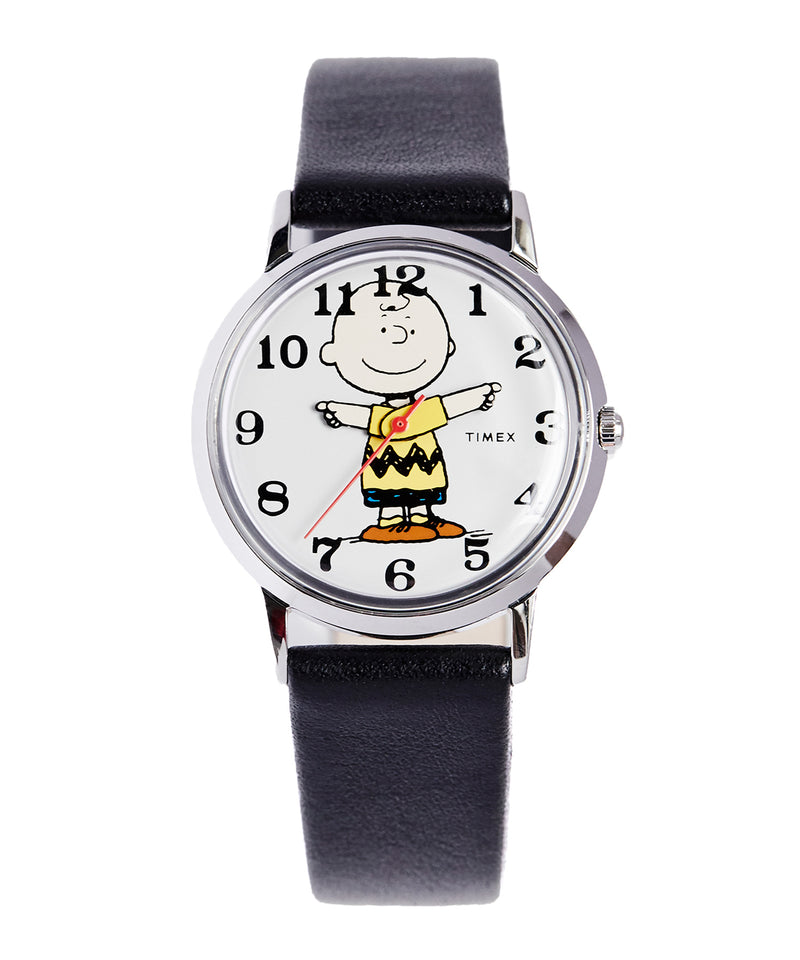 Timex x Peanuts Charlie Brown Watch
