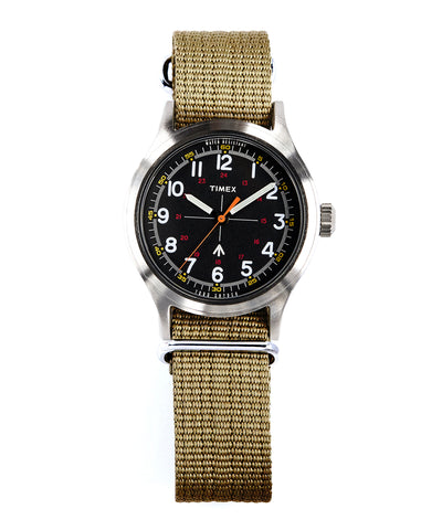 The Military Watch 40mm
