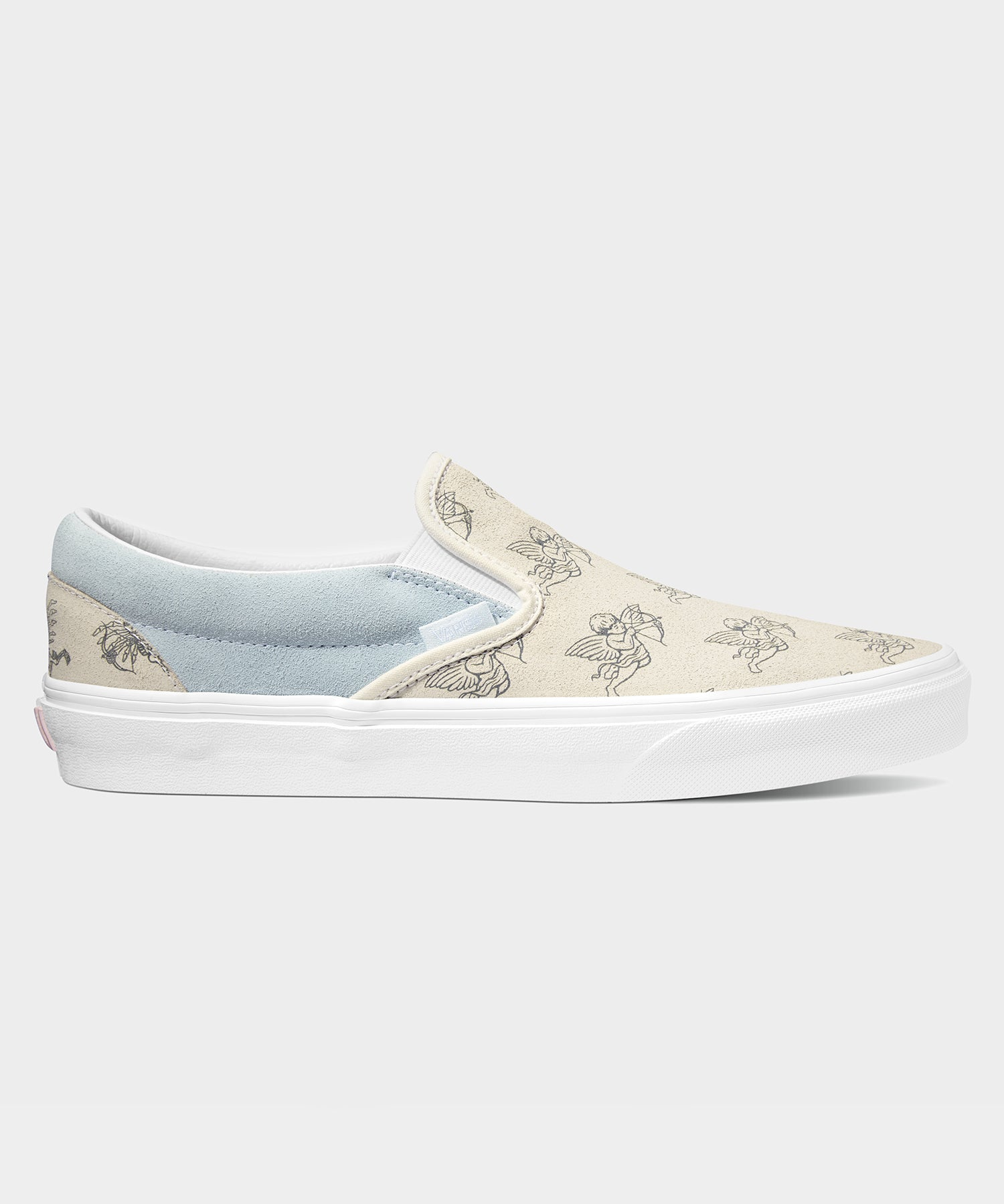 VANS LOVE YOU TO DEATH CLASSIC SLIP-ON