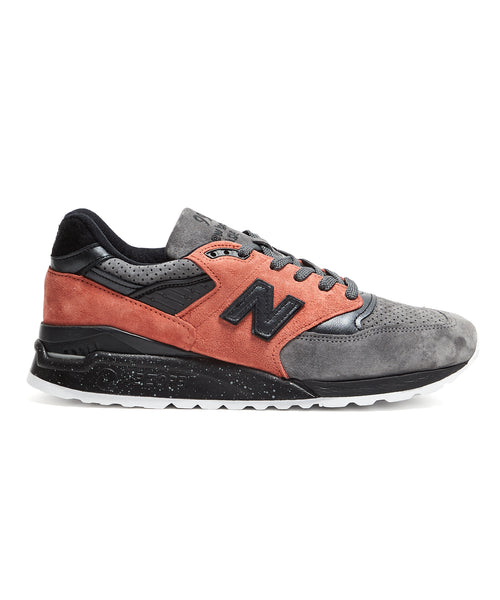 Limited Edition New Balance + Todd Snyder 998 : Sunset Pink