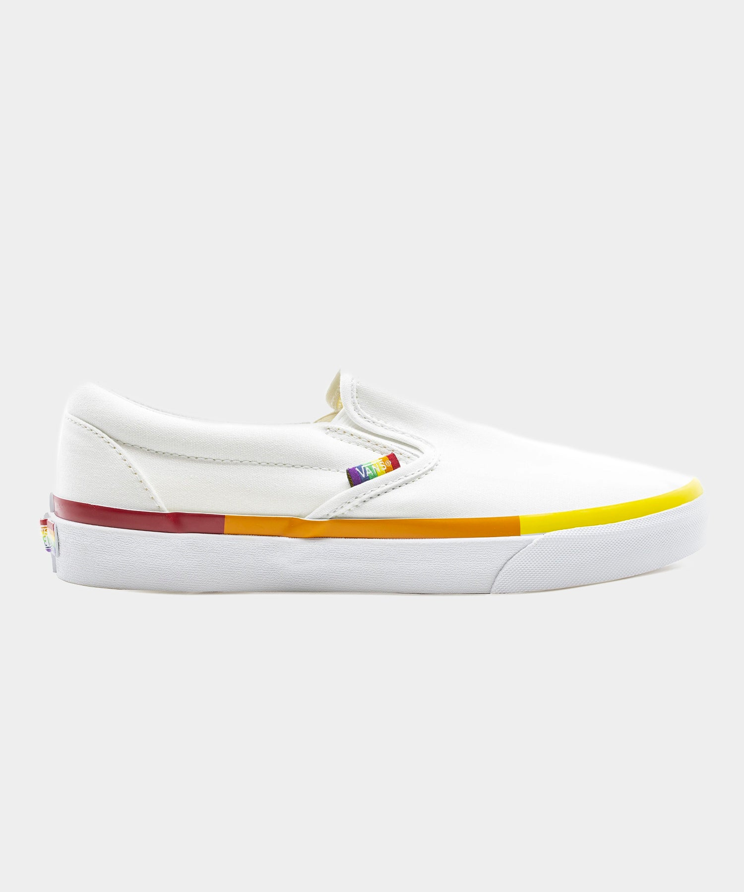 Vans UA Classic Slip-on in Rainbow Foxing