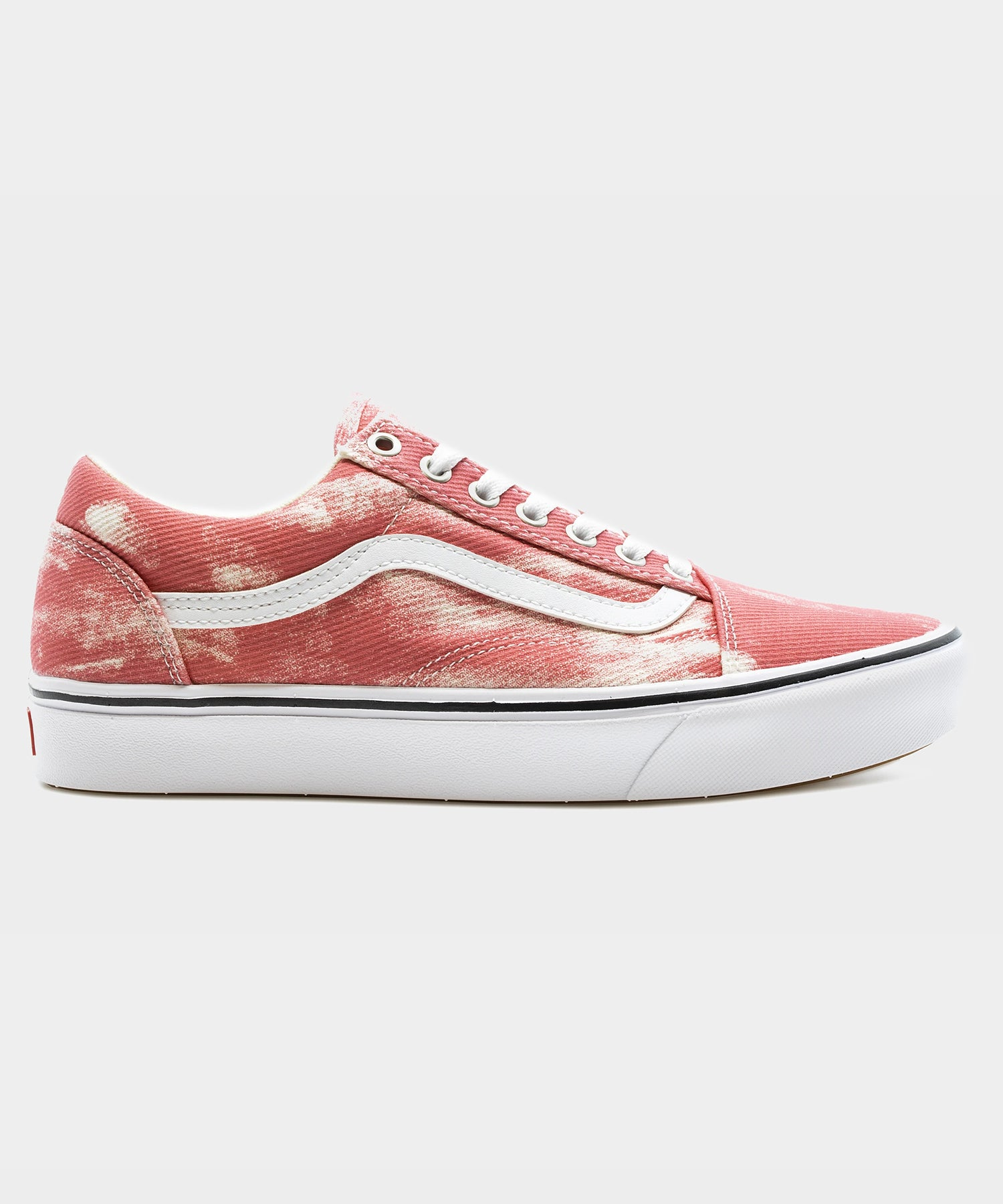 Vans Comfycush Old Skool In Bloom RED