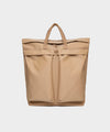 Nanamica Water Repellent Helmet Bag in Beige
