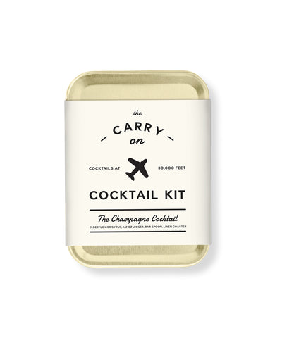 WP Design Carry on Cocktail Champagne