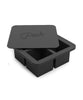 WP Design Ice Cube Tray Xlarge in Marble Black Alternate Image