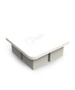 WP Design Ice Cube Tray XLarge in Marble White Alternate Image