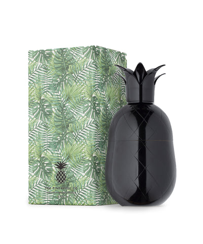 WP Design Pineapple Cocktail Shaker in Black