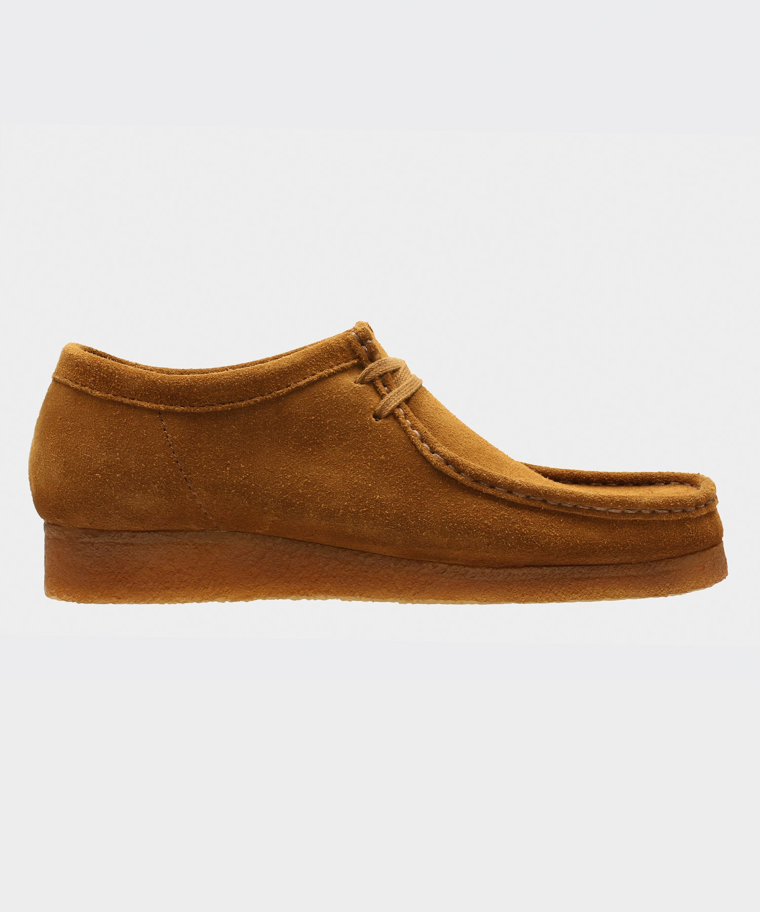 Clarks Wallabee in Cola