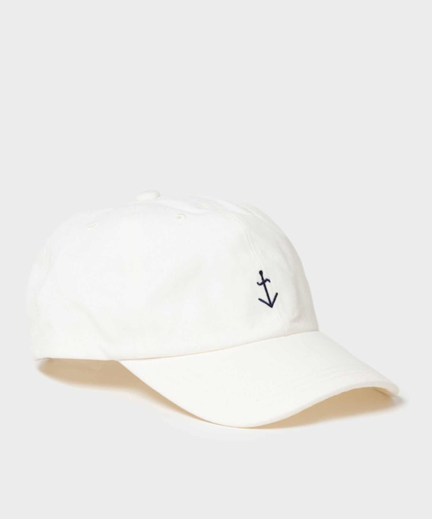 La Paz Santos Cap in White