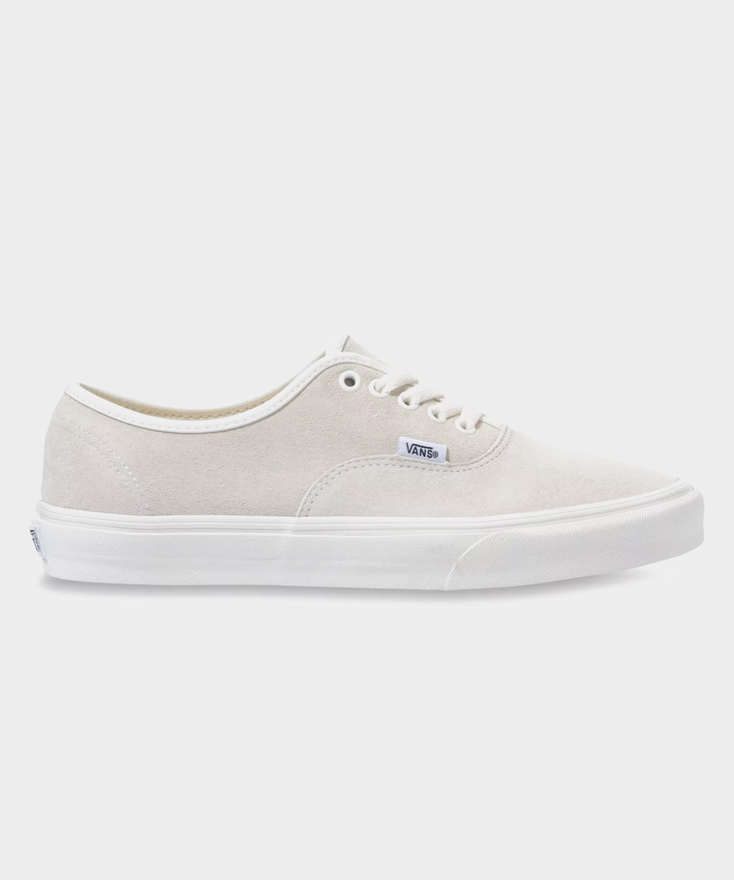 Vans Authentic Suede in Marshmallow
