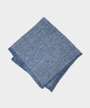 Mungai Tramato Pocket Square in Blue