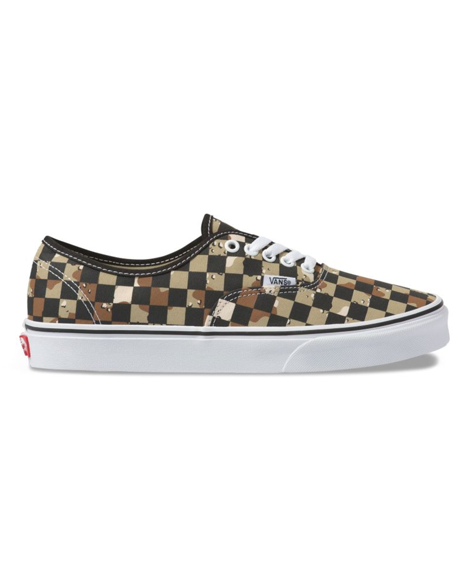 Vans Camouflage Checkerboard Authentic