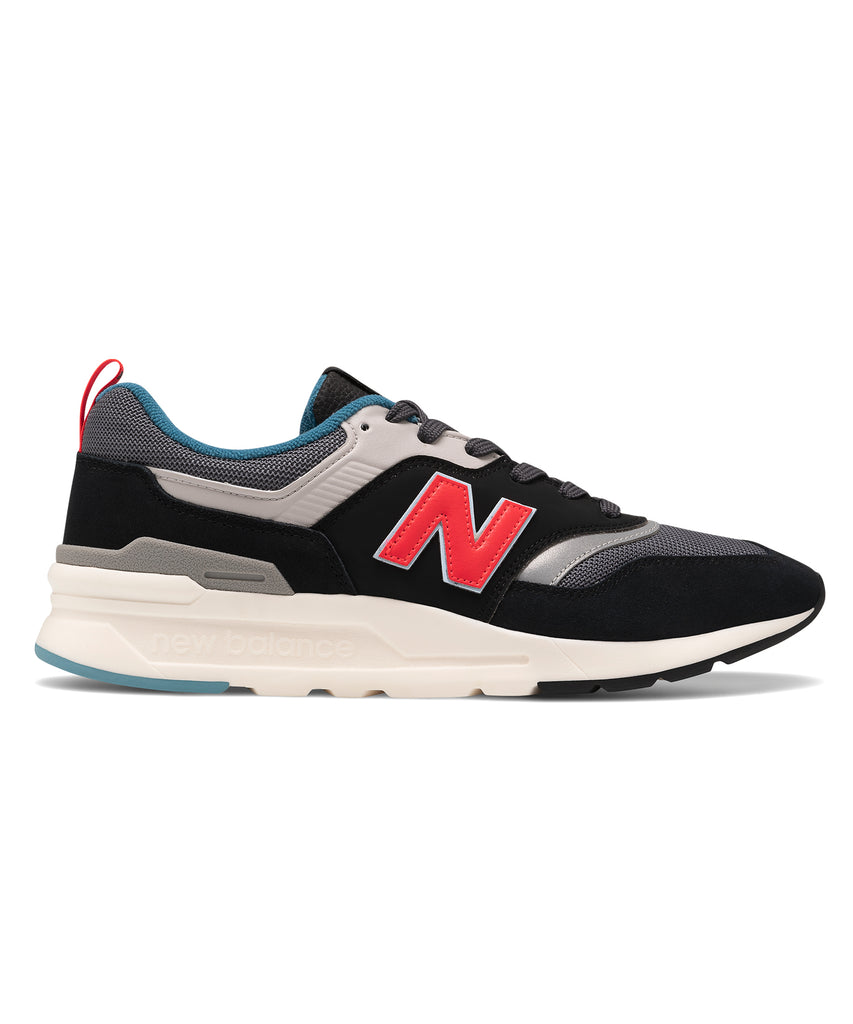 New Balance 997H Magnet with Energy Red