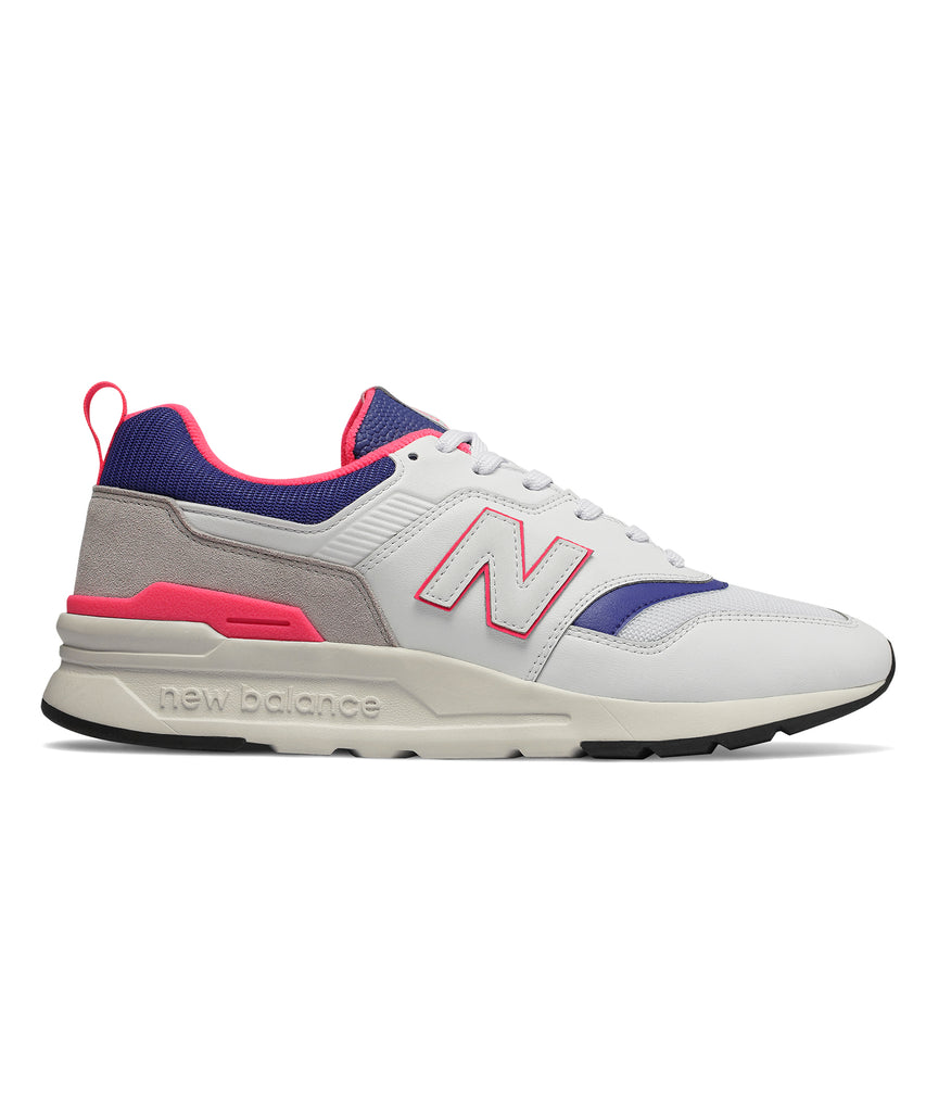 New Balance 997H White with Laser Blue