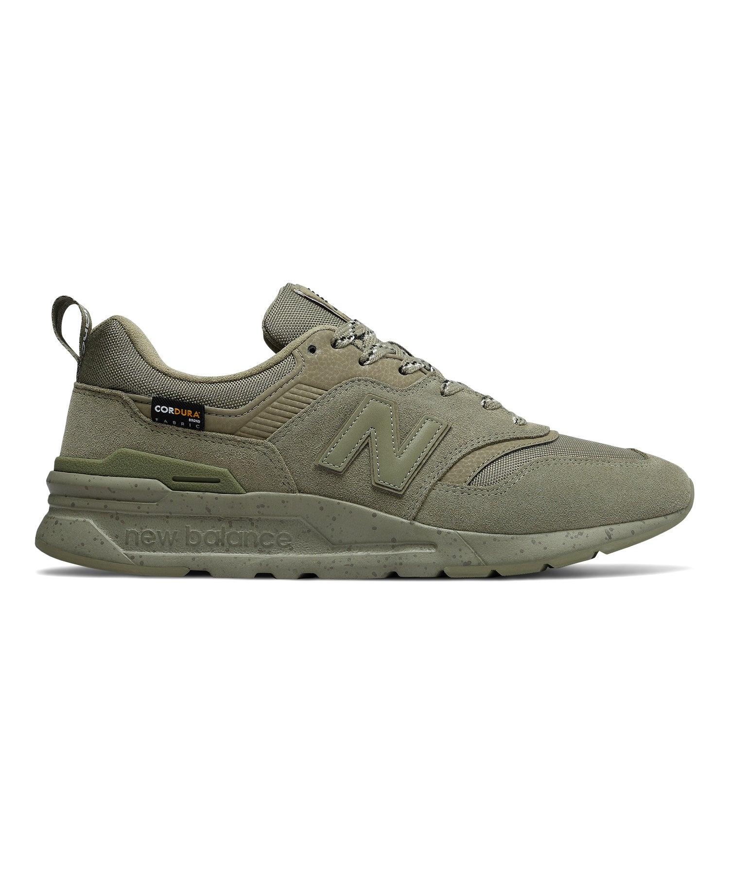 New Balance 997 Cordura in Sage