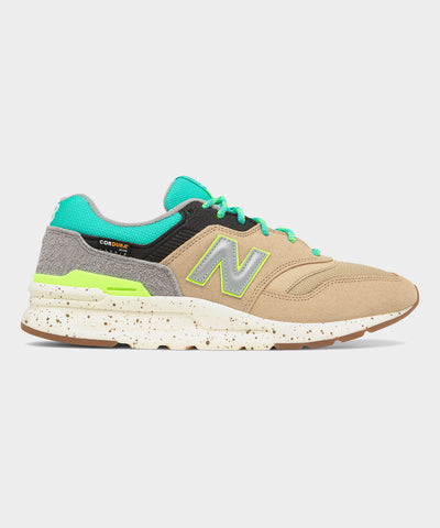 New Balance 997 in Incense with Tidepool