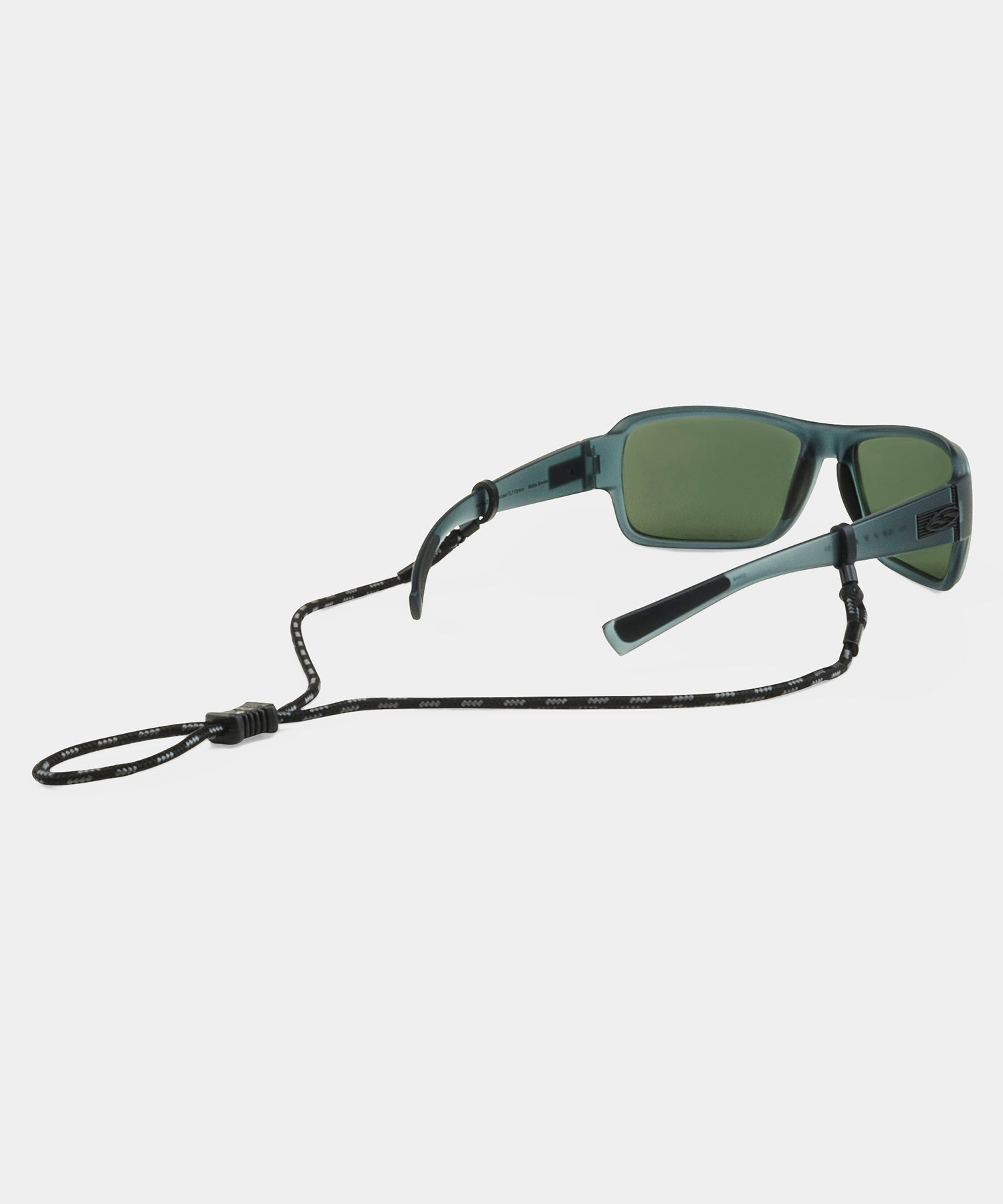 Croakies Universal Fit Terra Spec Cord in Black/Grey