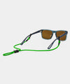 Croakies Universal Fit Terra Spec Cord in Neon Green