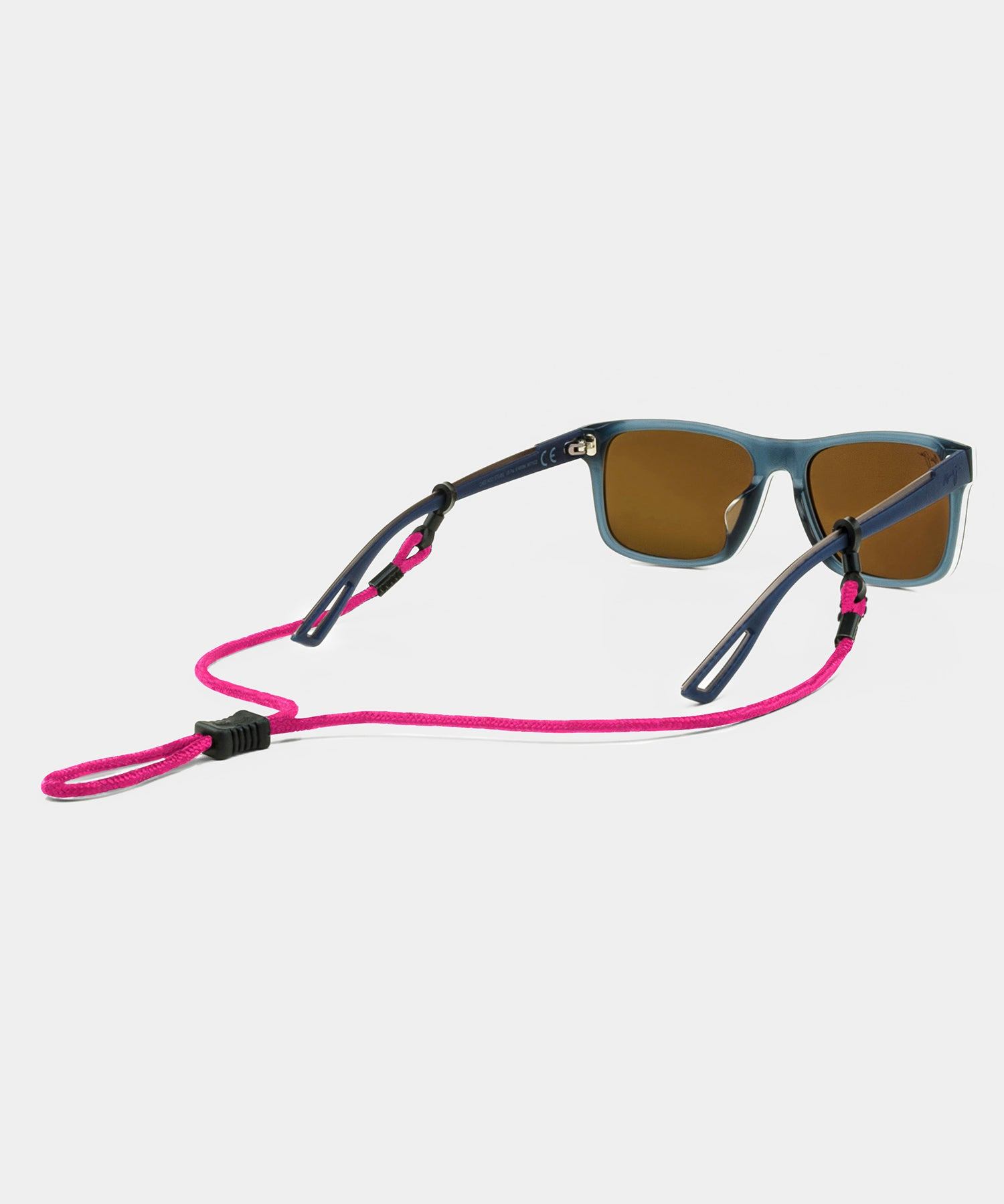 Croakies Universal Fit Terra Spec Cord in Neon Pink