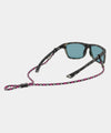 Croakies Universal Fit Terra Spec Cord in Pattern Neon Pink