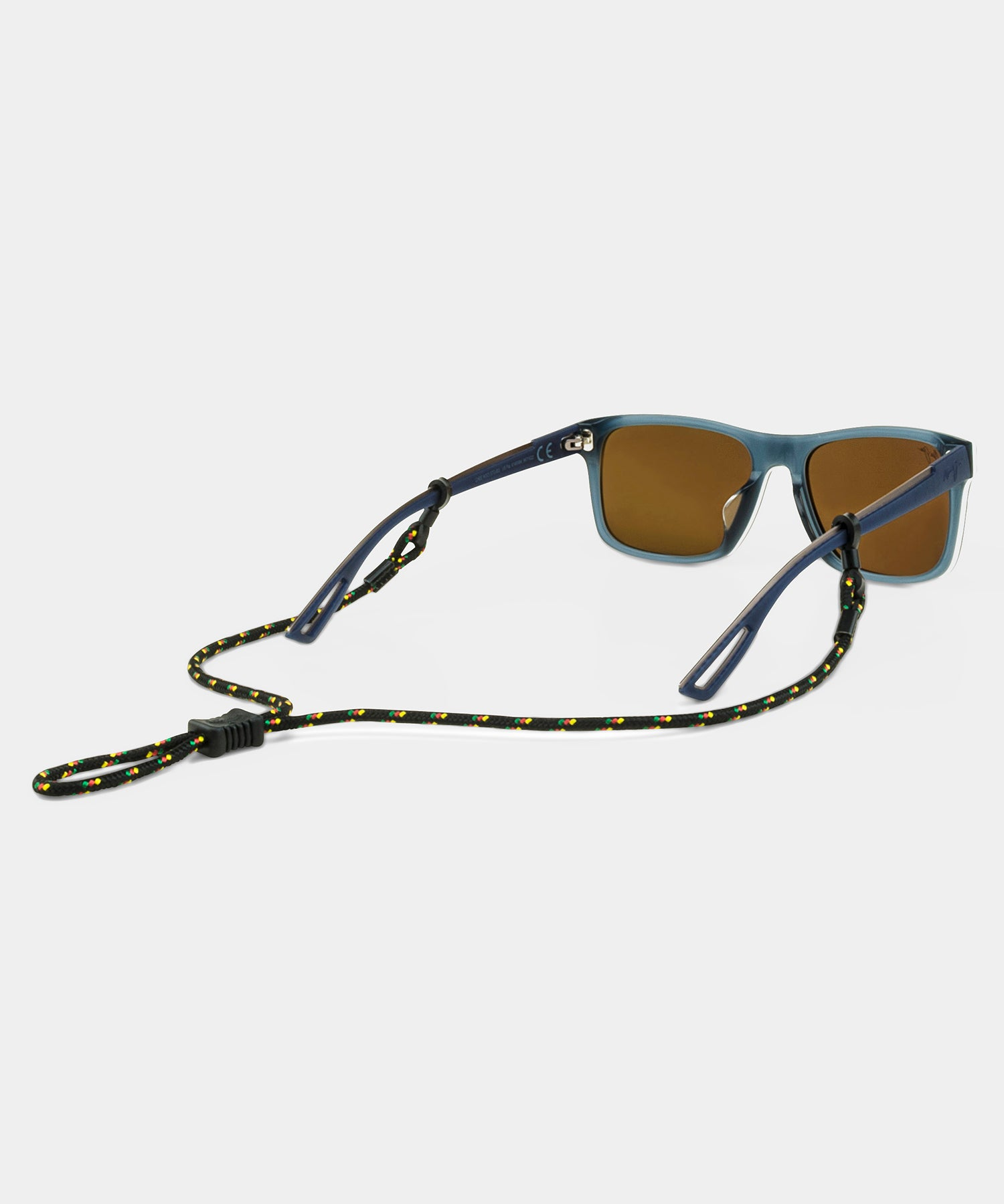 Croakies Universal Fit Terra Spec Cord Rasta